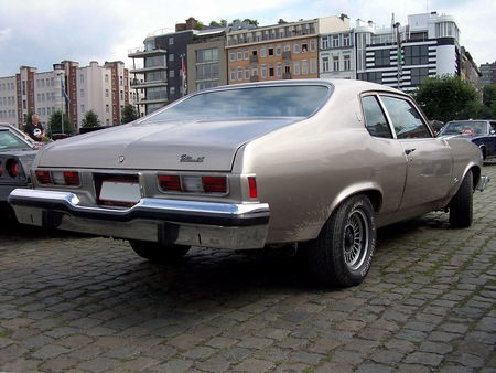 oldsmobile omega coupe 1974 2