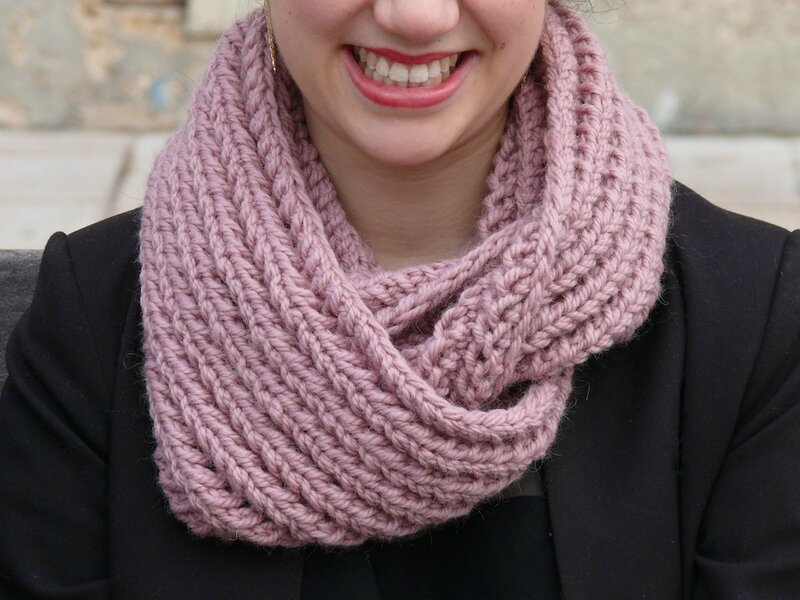 Snood Poppy R4