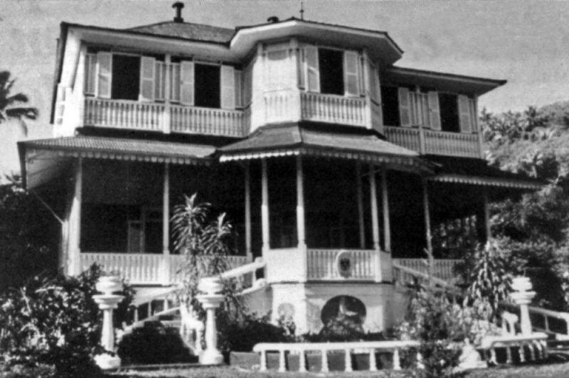 La Saintonge en 1950