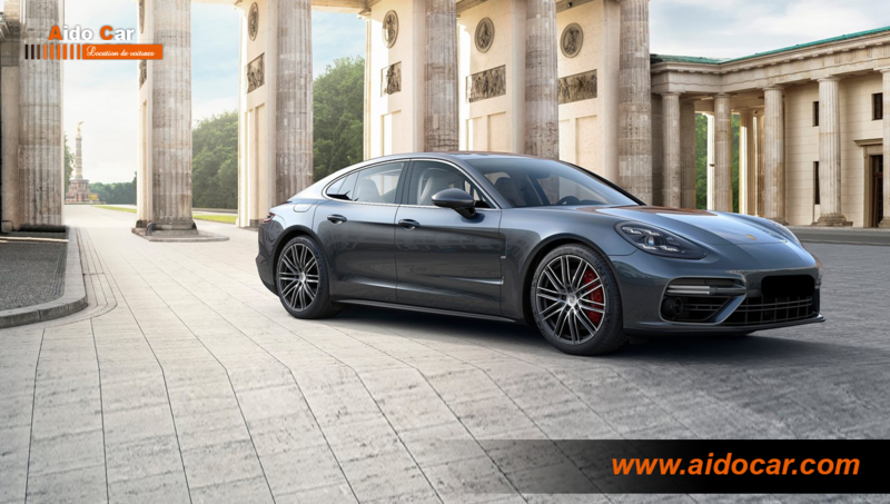 location porsche panamera casablanca - copie 2