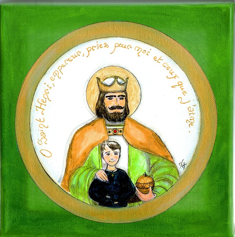 Saint Henri Omnibusque Sanctis So Gendrot février 2014 Copyrights (7