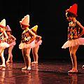 Gala annuel de danse - groupe artistique arthur rimbaud