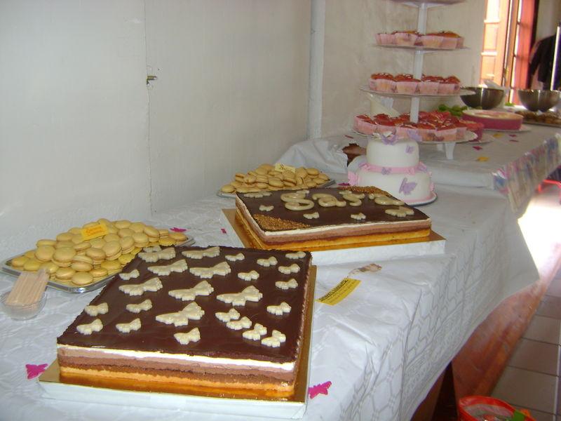 G teau 3d papillons butterflies cake ma petite for Amorce maison pour gardon