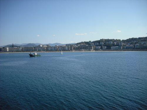Donostia-baie