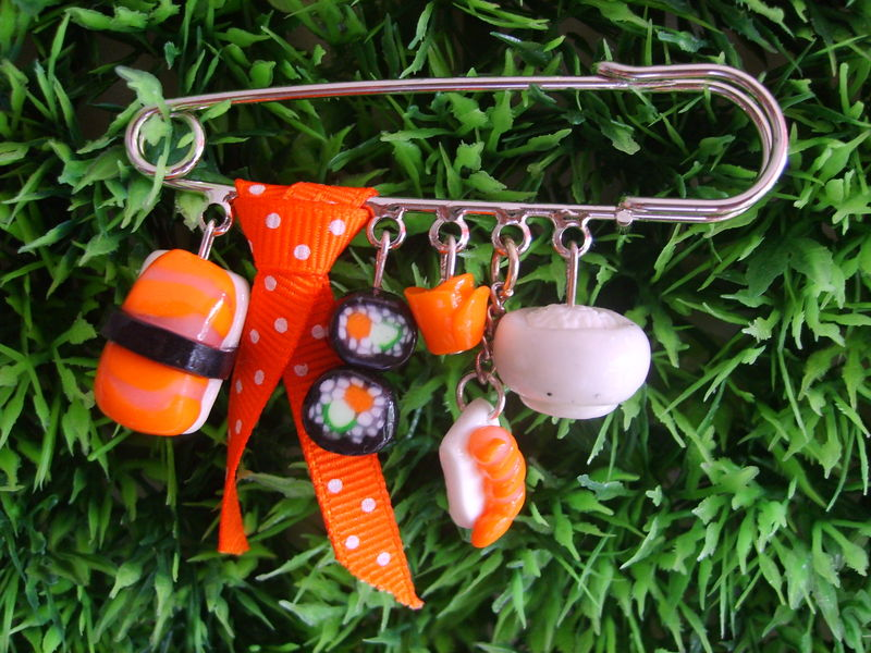 Broche sushis 2