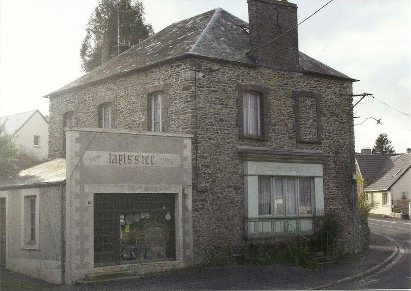 La maison du teinturier telle qu 39 elle tait cette poque le magasin du - Delamaison magasin adresse ...