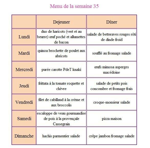 menu 35