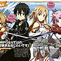 [anime review] sword art online [anime été 2012]