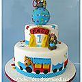 Gâteau anniversaire enfants à nîmes