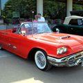 Ford thunderbird convertible de 1960 (34ème Internationales Oldt