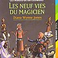 Les mondes de Chrestomanci : Les neuf vies du magicien