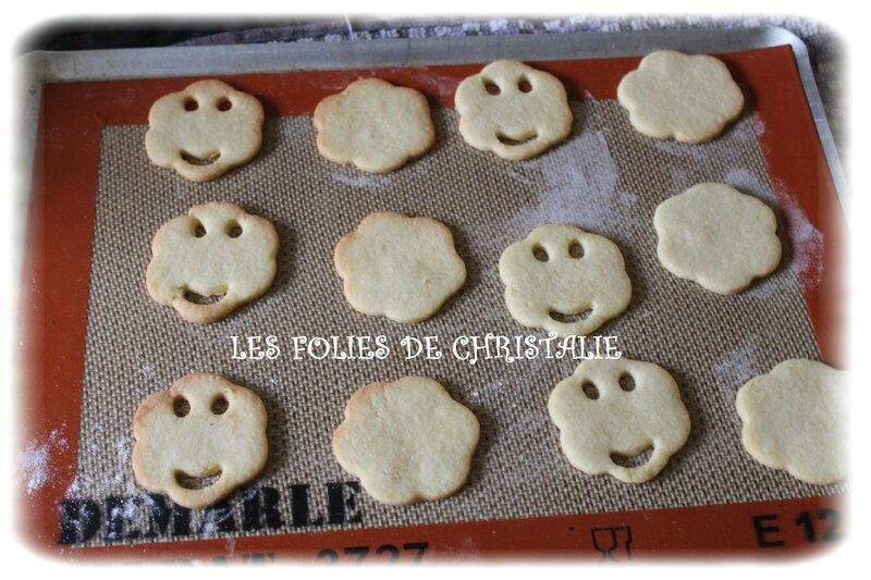 Biscuits smiley's 8