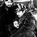 L'appel de la forêt, de william a. wellman (1935): clark et loretta sont sur un bateau