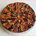 Cake aux figues & aux abricots