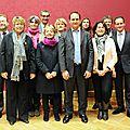 2015 : une année de travail commune pour les conseillers régionaux udi de normandie