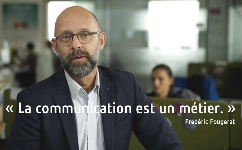 Frederic Fougerat -la communication est un métier