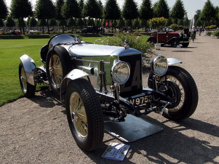 INVICTA High Chassis Competition 1929 Classic Gala de Schwetzingen 2010 2