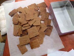 Graham crackers 9