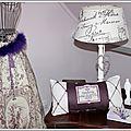 coussin violette insitu
