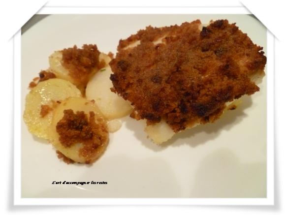 Dos de cabillaud en croute d'épices1-001