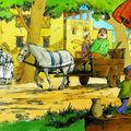 Roger Roger au Boukhistan - Etape 3 couleurs