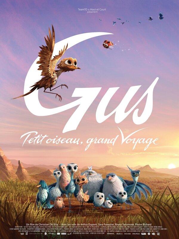 Gus petit oiseau