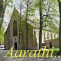 Church inside Beguinale House Compoud, Bruges.