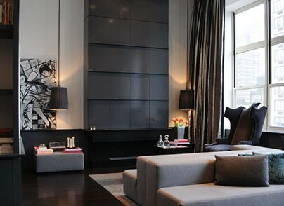 inspiration salon 4 la jument verte. Black Bedroom Furniture Sets. Home Design Ideas