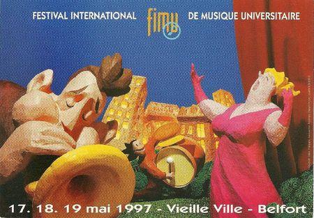 FIMU CPM 1997