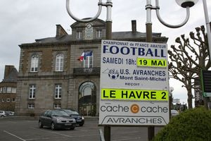football CFA Avranches le Havre mai 2012
