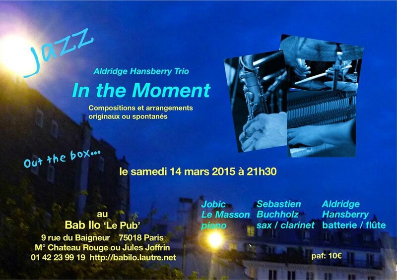 In The Moment Bab Ilo 14 mars 15