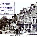Trelon - la rue aristide briand