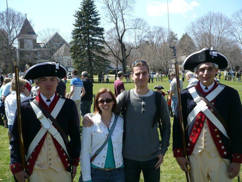 Des gentils soldats américains