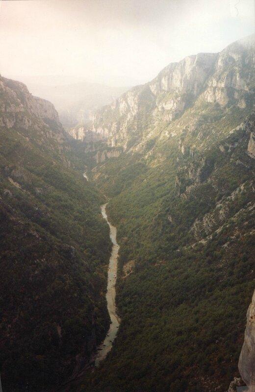 Gorges du Verdon, belvédère de l'Escalès, panorama (04)