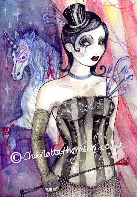 Unicorn Tamer-Charlotte Thomson
