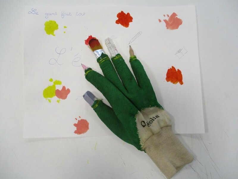 Le gant fait-tout