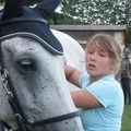 La fille qui murmurait à l'oreille des chevaux