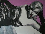 art_by_marco_toro_marilyn_pink_reclining_1