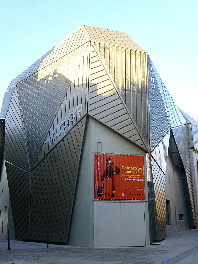 Visite de l 39 exceptionnel mus e de la musique populaire for Jardin wilson montlucon
