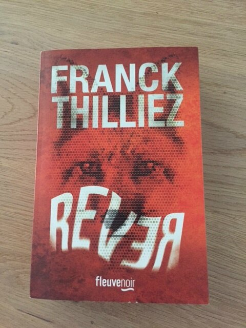 franck thilliez rever