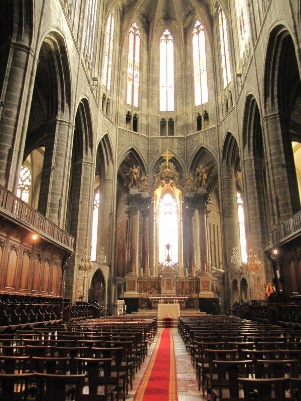 Choeur Cathédrale -Narbonne-
