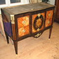  Commode de Strasbourg Epoque L XVI - Restauration