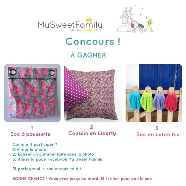 Concours My Sweet Family