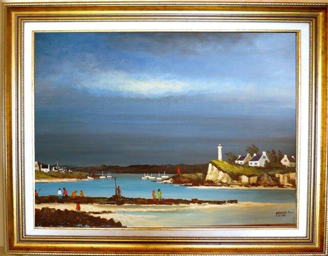 063-La pêche aux coquillages en Bretagne