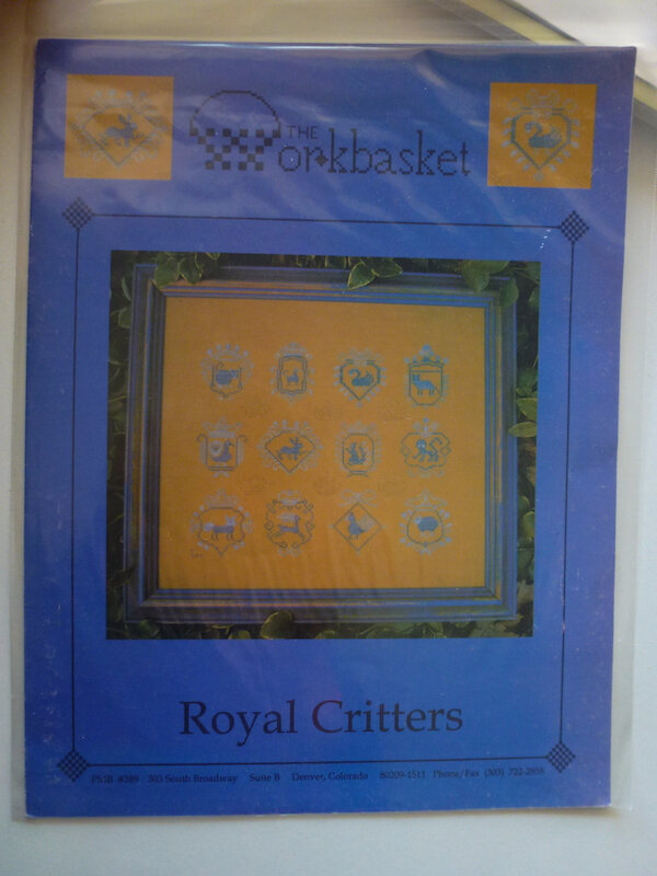 THE WORKBASKET ROYAL CRITTERS