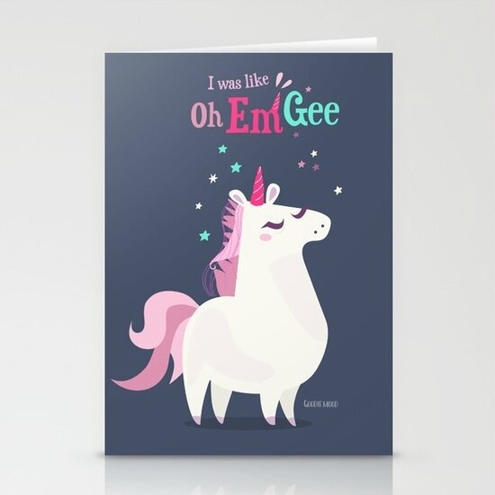 i-was-like-oh-em-gee-unicorn-cards