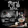 Mary et max (d'adam elliot)