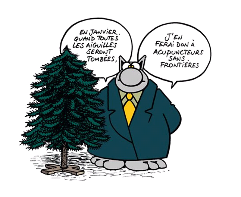 Mon sapin est out of order galejades - Dessin humour noel ...