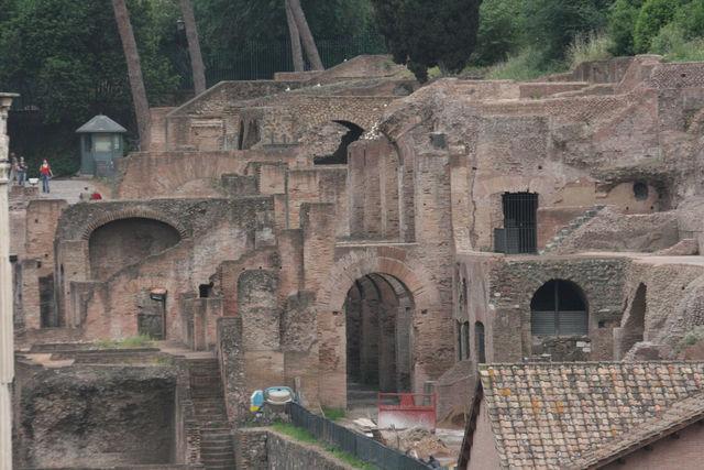 Le forum en reconstruction