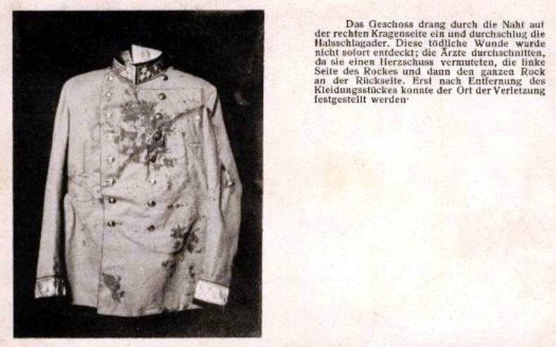 Sarejevo costume